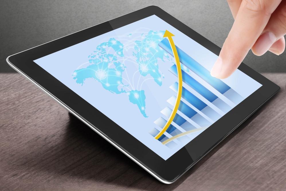 E-commerce groei