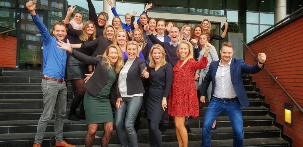 USG Business Services - teamfoto