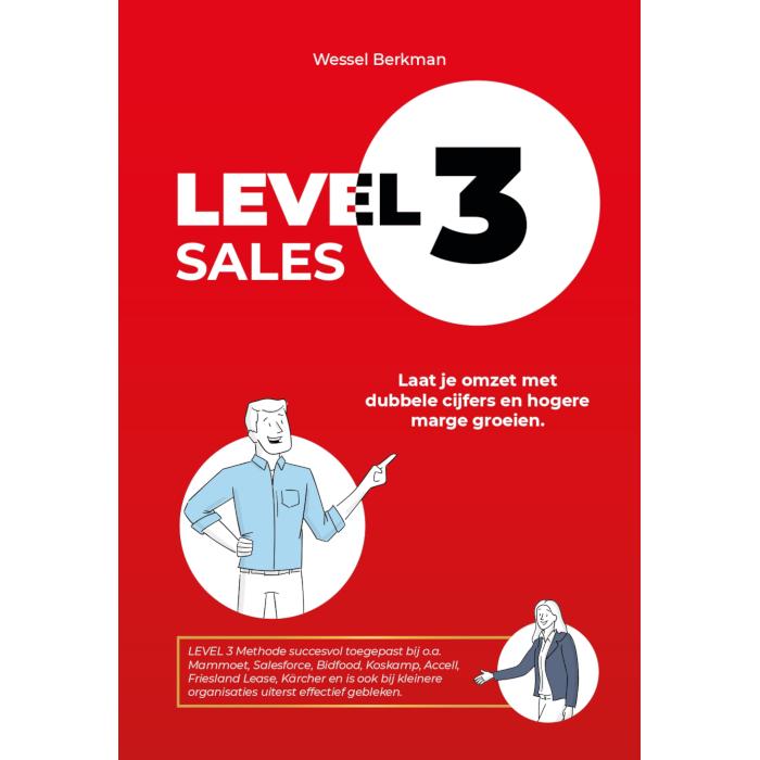 Level 3 sales - wessel berkman